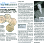 "Image for ""Investor in Rare Coins Alleged Fraud Last Year"""