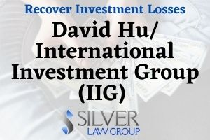 On July 17, 2020, the Securities and Exchange Commission (SEC), brought fraud charges against David Hu, the co-founder and chief investment officer of International Investment Group (IIG), in Manhattan federal district court. A link to the charges can be found here.  The SEC is charging Hu with running multiple fraudulent schemes to misrepresent the performance and conceal losses in IIG's Trade Opportunities Fund (TOF). In addition, Hu is alleged to have sold over $60 million in phony trade finance loans to investors, using the proceeds to pay back other customers who made redemption requests for earlier investments.