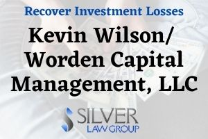 "We previously reported on broker Kevin Richard Wilson (CRD #326701), who had two customer disputes filed in 2018. He is currently employed with Worden Capital Management, LLC (CRD#: 148366) of New York, NY. He has been in the industry since 1999.  Since our previous report, there have been six more disputes with allegations of unsuitability and over-concentration. Two were settled, and four are listed as ""pending."""