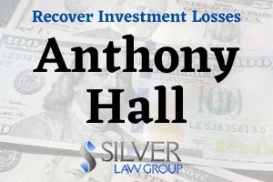 "Anthony Hall (Anthony Glenn Hall CRD: #5546165) is a former registered broker and investment advisor whose last known employer was Edward Jones (CRD: #250) of Dayton, Texas. He was employed with Edward Jones from 2008 until his discharge in 2019. No additional employment information is available.  On 8/12/2019, two customers filed disputes alleging that Hall's wife borrowed money from them and had not yet paid it back. The loan amounts were $174,427.75 and $134,785.14, totaling of $309,212.89. The company settled the disputes for $174,427.75 and $130,000, respectively.  Edward Jones then terminated Hall on 8/14/2019, ""after concerns that registered representative attempted to settle two client complaints involving lending arrangements with the registered representative's wife without notifying the firm.""  After his discharge, the firm then filed a Form U5 with FINRA indicating that they had terminated Hall for the reasons stated."
