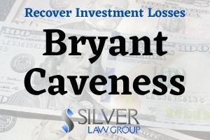"""Bryant Caveness (Bryant Edwin Caveness CRD: #4033740) is a former registered broker and investment advisor whose last employer was Ameriprise Financial Services, LLC (CRD#:6363) of Kingsport, TN. His previous employers include Ameriprise Advisor Services, Inc. (CRD#:5979), also of Kingsport, and Morgan Stanley DW Inc. (CRD#:7556) of Purchase, NY. He has been in the industry since 1999. Ameriprise Financial discharged Caveness on 6/26/2020, indicating that, """"the registered representative was terminated for company policy violations related to personal trade, ethics, and solicitation of exchange traded products."""" FINRA began its investigation that included allegations of """"potential receipt of checks from senior customers."""" Bryant Caveness initially cooperated with the investigation, but changed his mind in July of 2020. In an email from his legal counsel on July 9, 2020, to FINRA staff, Caveness indicated that he had received FINRA's request for documentation, but would not be supplying the requested information or documentation at any time."""
