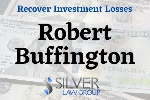 Robert Buffington (CRD#:5220332) is a previously registered broker whose last employer was Aegis Capital Corp. (CRD# 15007) of New York, NY. Prior employers include Gunnallen Financial, Inc (CRD#:17609), Maxim Group LLC (CRD#:120708) and Bear, Stearns & Co. Inc. (CRD#:79), all of New York. He has been in the industry since 2007. No current employment information is available. Buffington is the subject of four disclosures, all customer disputes. The most recent was filed on 3/9/2020, with allegations of unsuitability, and breaches of contract and fiduciary duty in an unspecified time frame. This dispute requests damages of $642,224.00. Two previous disputes were filed on 1/17/2020 and 1/21/2020, respectively. Both contain allegations of unsuitability, churning, common law fraud, and breaches of contract and fiduciary duty. The dispute filed on 1/17 claims a timeframe of November 2018 through the present. The other dispute has an unspecified time frame. All three of these disputes are pending.