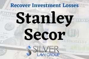 Stanley Secor (Stanley Bernard Secor CRD:#1982414) is a former registered broker and investment advisor whose last employer was Cetera Advisor Networks LLC (CRD# 13572) of Salt Lake City, UT. His previous employers include Girard Securities, Inc. (CRD#:18697) and Securian Financial Services, Inc. (CRD#:15296), also of Salt Lake City, and WS Griffith Securities, Inc. (CRD#:10410) of Hartford, CT. He has been in the industry since 1989.  In 2015,Girard Securities partnered with Cetera Advisor Networks joining the Cetera platform. As part of Cetera, it is responsible for any of Girard's liabilities. Cetera is a large network of interrelated brokerage firms all operating under the Cetera umbrella.  The Utah Division of Securities notified both Secor and Cetera that the agency began an investigation into Stanley Secor's activities while with the firm. After an on-site investigation, the agency found that Secor engaged in:  Sharing in client accounts Roles in estates and trustee appointments that were undisclosed and unapproved Designation as client's beneficiary without the firm's knowledge or approval Violation of former BD's WSPS and misrepresentation regarding the sources of funds Control and custody of client funds False statements Engaging in dishonest or unethical practices