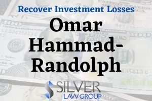 """Omar Hammad-Randolph (Omar Waleed Hammad-Randolph CRD# 6087721) is a previously registered broker who last worked for Merrill Lynch, Pierce, Fenner & Smith Incorporated (CRD# 7691) in their Boca Raton, Florida office. FINRA suspended Omar Hammad-Randolph for borrowing $150,000 from a customer without disclosing the loan or obtaining approval from the firm. Omar Hammad-Randolph Disclosures Omar Hammad-Randolph has been in the securities industry since 2012 and has 4 disclosures on his publicly-available FINRA BrokerCheck report: August, 2020: A regulatory disclosure initiated by FINRA states """"Without admitting or denying the findings, Hammad-Randolph consented to the sanctions and to the entry of findings that he borrowed $150,000 from a customer at his member firm without disclosing the loan to, and obtaining approval from, the firm. The findings stated that Hammad-Randolph purchased a house for investment which he partially financed through the loan that he obtained from the customer. The findings also stated that Hammad-Randolph engaged in outside business activities without disclosing them in writing to, and obtaining approvals from, the firm for the expanded scope of his and his trust's business activities…"""" Omar Hammad-Randolph was fined $10,000 and suspended in all capacities for five months."""