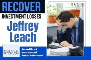 """Jeffrey Leach (Jeffrey Harold Leach CRD: 3231849, aka """"Jeff Leach"""") is a registered broker and investment advisor currently employed by Morgan Stanley (CRD#:149777) of Naples, FL. Previous employers include Morgan Stanley & Co. Incorporated (CRD#:8209) and Citigroup Global Markets Inc. (CRD#:7059) both of Atlanta, GA, and Conseco Securities, Inc. (CRD#:29367) of Carmel, IN. He has been in the industry since 1999. Two customer disputes, filed on 5/5/2020 and 1/3/2020, allege """"unsuitability"""" on the part of Leach. The most recent dispute claims unsuitability towards investments in the energy sector, and requests damages of $500,000. The earlier dispute claims unsuitability with respect to investments made from September of 2018 through December of 2019. Both claims are currently listed as """"pending."""" A previous dispute filed on 4/4/2016 listed similar allegations for a customer's accounts from 2014 to 2016. The client requested damages of $1,500,000.00, and Morgan Stanley settled the claim for $165,000.00 to avoid litigation."""