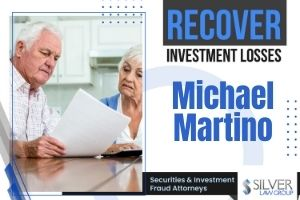 """Michael Martino (Michael Christopher Martino CRD#:2579146) is a currently registered broker with Four Points Capital Partners LLC (CRD#: 43149) of New York, NY. His previous employers include Wedbush Securities Inc. (CRD#:877) of Tarrytown, NY, Brookstreet Securities Corporation (CRD#:14667) of White Plains, NY, and Emerson Bennett & Associates (CRD#:36171, expelled by FINRA in 2002) of Fort Lauderdale, FL. He has been in the industry since 1995.  Michael Martino is the subject of eight disclosures, three of which are current customer disputes.  The most recent dispute was filed on 6/26/2020, with allegations that indicate """"between 2014-2017, reps provided unsuitable recommendations with unsuitable concentrations, with unreasonable commissions and failure to know their customer."""" The client requests damages of $543,163.00. Martino denies the allegations, calling them """"baseless."""""""