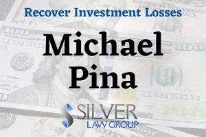 Michael Pina (Michael Kris Pina CRD#: 5922058) is a former registered broker whose last known employer was PFS Investments Inc. (CRD#:10111) of Fort Lauderdale, FL. He has been in the industry since 2011, and began working with PFS in 2013.  A client filed a dispute on 2/4/2019 alleging that she gave Pina a check for $20,000, under the impression that it was to be invested. The firm settled for the damages requested, which was $20,000.  On 3/7/2019, PFS Investments allowed Pina to resign after he admitted borrowing $20,000 from a client. The firm terminated his registration in a Form U5 filed with FINRA, disclosing the circumstances of his termination. Based on the Form U5, FIRNA began its investigation.