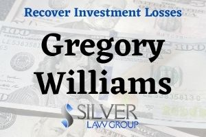 Gregory Williams (Gregory Jon Williams CRD#: 1561089) is a previously registered broker and investment advisor whose last known employer was Forta Financial Group, Inc. (CRD#:28784) of Greenwood Village, CO. His previous employers include Morgan Stanley Smith Barney (CRD#:149777) and Citigroup Global Markets Inc. (CRD#:7059) of Denver, CO, and Banc One Securities Corporation (CRD#:16999) of Chicago, IL. He has been in the industry since 1986.  Williams is currently the subject of four pending customer disputes with nearly identical allegations of unsuitability, misrepresentation, and negligence. The claims were filed between 3/31/2020 and 10/26/2020. The collective requested damages total $1,349,000. In two of the four claims, the firm denies the claims and will defend themselves.  A previous customer dispute filed on 3/29/2020 involving multiple claimants also included allegations of unsuitability, negligence, fraud, and misrepresentation. This case went into FINRA arbitration. Although the six claimants requested damages of $578,821.00, ultimately, only two of the claimants were awarded anything, damages totaling $45,818.00. The other four claimants were denied damages.