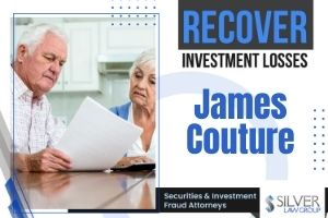 James Couture (James Kenneth Couture CRD#: 4460284) is a former registered broker and investment advisor whose last known employer was LPL Financial LLC (CRD#:6413) of Worchester, MA. His previous employers included Lincoln Financial Securities Corporation (CRD#:3870), also of Worchester, MA, New England Securities (CRD#:615) of New York, NY, and Morgan Stanley DW Inc. (CRD#:7556) of Purchase, NY. He has been in the industry since 2001.  LPL Financial discharged Couture on 6/17/2020 after discovering that he had:  Changed identifying information, account balances and distributions in customer account statements Maintained and comingled customer funds Used an unapproved email address