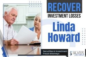 Linda Howard (Linda Karen Howard CRD#: 1922648) is a registered broker and investment advisor currently employed with Edward Jones (CRD#:250) of San Antonio, TX. Her previous employers include BA Investment Services, Inc. (CRD#:12965) of Oakland, CA and Invest Financial Corporation (CRD#:12984) of Appleton, WI. She has been in the industry since 1990.  A customer dispute filed on 9/20/2020 by an attorney for a client's estate alleges that from March 2018 through December 2019, Howard worked with a former power of attorney agent to open accounts in the client's name. The allegations also include the designation of beneficiaries other than the client's estate, and working to deplete the estate's assets. There is no response from Howard or the firm.  A previous customer dispute filed on 3/27/2017 allege that Howard forged the client's signature for an unauthorized purchase, and requested damages of $7,000. The claim was denied following the firm's investigation.