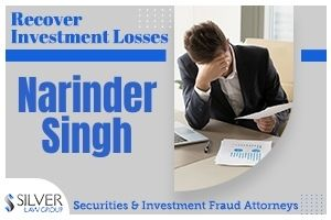 "Narinder Singh (Narinder Kaur Singh CRD:# 3100308, aka ""Narinder Dutt"") is a previously registered broker whose last known employer was Farmers Financial Solutions, LLC (CRD#:103863) of Sacramento, CA. Her previous employers include Proequities, Inc. (CRD#:15708), Transamerica Financial Advisors, Inc (CRD#:16164) and Oneamerica Securities, Inc. (CRD#:4173), all of Elk Grove, CA.  She has been in the industry since 1998.  FINRA's investigation began in October of 2019 after both Transamerica and Proequities filed Form U5 amendments indicating that there was a pending arbitration filed by a customer alleging that Singh invested their funds into a fraudulent investment. Farmers' then terminated Singh's registration with a Form U5 filed on November 6, 2019.  Singh initially cooperated with the FINRA investigation, but on August 18, she indicated in a phone call with FINRA staff that she would not provide on-the-record testimony at any time. Therefore, FINRA barred Singh indefinitely as of 8/28/2020."