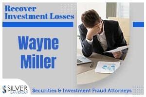 "Wayne Miller (Wayne Ivan Miller CRD#: 4813645) is a registered broker and previously registered investment advisor currently employed with Aeon Capital Inc. (CRD#: 164004) of Scottsdale, AZ. His previous employers include American Asset Advisory, LLC (CRD#:168444), Accelerated Capital Group (CRD#:41270, expelled by FINRA on 11/26/2019) and Longview Financial Group, Inc. (CRD#:38286), also of Scottsdale. He has been in the industry since 2004.  Wayne Miller Disclosures  Miller is the subject of eight disclosures, seven of which are related to his tenure at the now-defunct  Accelerated Capital Group. He was named in these disputes due to being named ""owner and control person"" while at ACG until he left on 2/2/2018. Miller left the firm more than a year before the firm was expelled by FINRA for misleading advertising and failing to establish and maintain a supervisory system. Before its expulsion, the firm was subjected to censures and fines for misconduct.  The most recent was filed on 9/25/2020, and alleged ""unsuitable placements of alternative investments,"" with requested damages of $13,204,427.00. Miller was not the broker of record, and denies the allegations. This claim is pending."