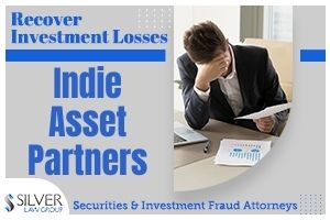 "Investors in Indie Asset Partners are experiencing losses due to the firm's recommendations. Indie Asset Partners, an Indiana-based investment adviser firm, for recommending investments that have recently experienced substantial losses and illiquidity, including: Indie Diversified Asset Fund (""IDAF"") Indie Diversified Absolute Return Fund (""IDARF"") Indie Diversified Income Fund (""IDIF"") First Landing Fund, LLC (""First Landing"") Prophecy Asset Management, L.P. (""Prophecy"") For more information about these funds, see Silver Law Group's blogs (1) about Indie Asset Partners' house funds, IDAF, IDARF, and IDIF, (2) about First Landing Fund, and (3) about Prophecy."