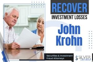 "John Krohn (John Michael Krohn CRD#:2722975) is a former registered broker and investment advisor whose last known employer was Principal Securities, Inc. (CRD#:1137) of West Des Moines, IA. He has been in the industry since 1996, when he began at the firm.  Krohn is the subject of three client disputes with similar allegations. They first dispute was filed on 2/25/2019, with allegations that he ""solicited large investments from them into venture capital companies owned, managed, or controlled at least in part by Krohn."" The client requests damages of $28,000,000.00.  The second claim, filed on 2/25/2020, alleges that the firm failed to supervise John Krohn, which included selling away and his outside business activities that caused them to suffer losses. This client requests damages of $1,200,000.00."