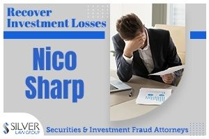 "Nico Sharp (Nico Raphael Sharp CRD#: 5988268) is a former registered broker and investment advisor whose last known employer was Citigroup Global Markets Inc. (CRD#:7059) of Tustin, CA. His previous employers include J.P. Morgan Securities LLC (CRD#:79) of Mission Viejo, CA, TD Ameritrade, Inc. (CRD#:7870) of Beverly Hills, CA, PNC Investments (CRD#:129052) of Plainsboro, NJ. He has been in the industry since 2012.  FINRA began an investigation into Sharp after a client filed a dispute with allegations of unsuitability, fraud, and other related complaints. The arbitration has been assigned Case #20-01713 and is currently pending.  The client's dispute was filed on the same day as FINRA's investigation began, 6/8/2020. The client alleges that Sharp invested $1M from their trust into a company called Chronos Capital Partners, LLC, without disclosing that he co-founded the company or his connection to it. The client further alleges ""unsuitability, fraud, and breach of fiduciary duty against Mr. Sharp, who left the employ of CGMI on April 25, 2018, in connection with investment in Chronos."" The client requests damages of $1,000,000. This claim is listed as pending."