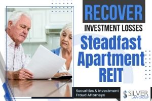 "In January 2021, Steadfast Apartment REIT Inc. announced that it is lowering its distribution rate and limiting share repurchases, effective February 1, 2021. Steadfast Apartment REIT is a publicly registered non-traded real estate investment trust (""REIT""). Steadfast invests in apartment communities across the United States.  According to a letter to shareholders, Steadfast is cutting its distribution rate nearly in half, from $0.90 per share to $0.5250 per share.  Steadfast Apartment REIT's NAV Continues To Decline  As of March 6, 2020, Steadfast's net asset value (NAV) was reported at $15.23 per share.  However, the reduced distributions indicate that things may be worse for the REIT than can be discerned from the NAV. In fact, Steadfast Apartment REIT is trading on the secondary market for approximately $10-$11."