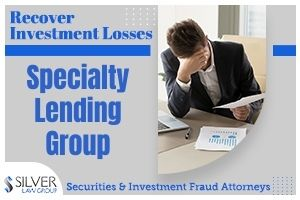 Silver Law Group is representing investors who have suffered losses after investing in Specialty Lending Group, a Maryland-based company operated by Jeff Levin. Specialty Lending Group advertises that it is in the business of extending loans to real estate entrepreneurs, such as renovators and developers. Unfortunately, it appears that the company is experiencing financial and possible legal issues, as it has failed to make scheduled payments to investors. Florida Lawsuit Signals Issues With Specialty Lending Group A lawsuit filed in Florida in May 2020 alleged that many of Specialty Lending Group's loans are either in default or underperformed. A clerk's default was entered against Specialty Lending Group, Jeff Levin, and others after they did not timely respond to or defend against the allegations. Among other things, the Complaint alleged that: The Plaintiff, a Cayman financial institution called Global Fidelity Bank, Ltd., purchased various loans from Specialty Lending Group, which the company and other defendants agreed to service; Specialty Lending Group failed to make interest payments since October 2019; In breach of the contract at issue in the case, many the loans purchased by the Plaintiff are in default; and Specialty Lending Group improperly paid a salary to one or more of its members, shareholders, directors, managers, and/or officers, which was prohibited by the contract at issue in the case.