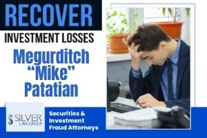 "Megurditch ""Mike"" Patatian (CRD# 4047060) is a former registered broker and investment advisor whose most recent employer was Supreme Alliance LLC (CRD#: 45348). Before that, Patatian spent seven years registered with Western International Securities, Inc. (CRD#: 39262) of Westlake Village, California. Patatian has been working in the industry since 1999.  FINRA Department Of Enforcement Filed Disciplinary Proceeding Related To Patatian's Securities Sales Practices  FINRA's Department of Enforcement filed a Complaint against Patatian on February 26, 2021. In the Complaint, FINRA alleged that from 2013 through 2017, Patatian recommended non-traded real estate investment trusts, or REITs, to dozens of customers. The investments purchased totaled $7.8 million, earning Patation more than $450,000 in commissions. The Complaint also details unsuitable and improper recommendations to surrender and/or switch annuities."