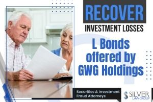 Silver Law Group is investigating potential claims related to investments in L Bonds offered by GWG Holdings. The company missed recent key SEC filing deadlines and these investments may be in serious financial trouble. In April 2021, GWG temporarily paused sales of L Bonds. In May 2021, Nasdaq formally notified GWG of its noncompliance with listing rules.  GWG Holdings (GWGH) is a Dallas-based financial services firm that offers a variety of services, including life insurance and alternative investments. GWG sold billions of dollars worth of L Bonds over the past several years, and investors are now growing concerned about the status of these investments.  What Are L Bonds?  Generally speaking, L Bonds are a relatively new financial product that purportedly offers higher yields than typical publicly traded, fixed income bonds. L Bonds are sold by life insurance companies that buy back the policies from policyholders. The bonds are supposed to help finance the purchase of the policies.