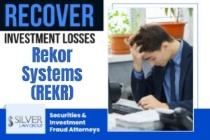 """Silver Law Group is investigating Rekor Systems, Inc. (REKR) regarding potential claims for investors in the company to recover losses. The investigation concerns potential violations of the federal securities laws.  If you have losses from investing in Rekor Systems, Inc. (""""REKR"""") contact Silver Law Group for a no-cost consultation at (800) 975-4345 or at ssilver@silverlaw.com.  The company's largest revenue stream comes from a contract for their systems for tracking uninsured motorists. This UVED (uninsured vehicle enforcement diversion) partnership is with the state of Oklahoma. Rekor would identify drivers with their ALPR or """"automated license plate readers,"""" and collect fees on behalf of the state.  Despite comments about winning similar contracts with New York, Florida, Texas, and numerous other states, these mandates did not pass, and no new contracts have been signed. Currently, Oklahoma is the only UVED partnership.  Two reports indicate that the ambitious figures for Oklahoma discussed by CEO Robert Berman were speculative, at best, and overstated by 96%. A report from Western Edge indicated that the company's """"potential revenue guidance"""" may be overstated by as much as 80%. Additionally, the Mariner Research Group published a report titled """"REKR—Government documents to not support investor expectations."""""""