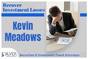 Kevin Meadows (Kevin Kimball Meadows CRD #2878889) is a former registered broker and investment advisor whose most recent employer was IBN Financial Services, Inc. of Liverpool, NY. Prior to working at IBN, Meadows was registered with Lombard Securities Incorporated, Cape Securities Inc, and First Allied Securities, Inc. Meadows has been in the securities industry since 1997.  Kevin Meadows Failed To Cooperate With FINRA's Investigation Into Misconduct  In May 2021, FINRA indefinitely barred Meadows from working in the brokerage industry. According to FINRA's Letter of Acceptance, Waiver, and Consent with Meadows, he declined to provide documentation and information along with on-the-record testimony after a former employer disclosed a customer complaint on his record.  Just a year earlier, FINRA suspended Meadows for three months following an investigation into his aggressive trading of three accounts belonging to an elderly customer at Cape Securities, resulting in losses. According to FINRA:  Meadows excessively and unsuitably traded three accounts of a senior customer Meadows controlled the trading in these three accounts by recommending almost all of the trades