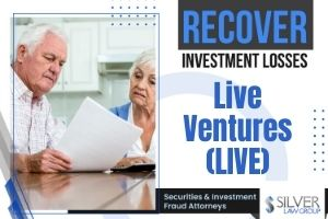 Live Ventures Incorporated (LIVE) is being investigated by Silver Law Group regarding possible violations of the federal securities laws. If you purchased shares of Live Ventures (LIVE) between December 28, 2016 and August 3, 2021 (class period), contact Silver Law Group for a no-cost consultation at (800) 975-4345 or at ssilver@silverlaw.com. The deadline to apply to be lead plaintiff (class representative) is October 12, 2021. Live Ventures is a US-based publicly-traded holding company that, with its subsidiaries, operates in the flooring manufacturing, retail, and steel manufacturing business. Class Action Lawsuit Filed On Friday, August 13, 2021 a class action lawsuit was filed against Live Ventures in federal court in Nevada. The lawsuit was filed on behalf of investors who have losses from owning shares of the company during the class period.