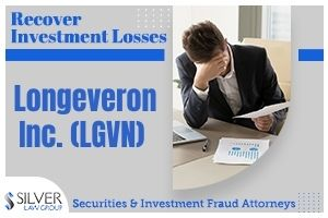 Longveron, Inc., (LGVN) is being investigated by Silver Law Group regarding potential claims for investors in the company to recover losses. The investigation concerns potential violations of the federal securities laws.  If you have losses from investing in Longveron Inc. (LGVN) contact Silver Law Group for a no-cost consultation at (800) 975-4345 or at ssilver@silverlaw.com.  Longveron, Inc. is a publicly traded company focusing on biotechnology and specializing in stem cell research. The company is developing various therapies to treat aging-related disorders such as Alzhiemer's. The company is using allogeneic mesenchymal stem cells to create regenerative medicine for a number of conditions related to aging, including metabolic syndrome, Alzheimer's disease, age-related frailty, and hypoplastic left heart syndrome (a rare congenital heart defect in children).  The company's premier drug, Lomecel-B, an infusion drug, is made from medicinal signaling cells from healthy bone marrow from adult donors. Lomecel-B is designed to specifically treat aging frailty.  In addition, Lomecel-B is also seen as a possible treatment for Acute Respiratory Distress Syndrome (ARDS), which can affect patients with COVID-19 as well as influenza. ARDS has a very limited course of treatment, with ventilators as the most common.