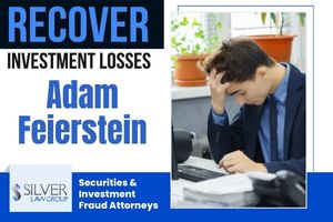 Adam Feierstein (Adam S Feierstein, CRD# 6033082) is a barred broker who was last registered with Proequities Inc and Woodbury Financial Services, Inc. in Redondo Beach, California. He had been in the industry since 2011. Woodbury has been the subject of recent arbitration claims by investors who were sold GPB Capital Holdings investments.