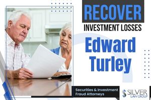 Edward Turley (Edward L Turley/Ed Turley/Edward Lawrence Turley, CRD# 1872294) is a previously-registered broker and investment adviser who last worked for JP Morgan Securities in San Francisco, California. Turley was previously registered with Lehman Brothers in New York City, CS First Boston Corporation, and Morgan Stanley & Co. Inc. He had worked in the industry since 1988.