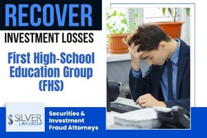 First High-School Education Group (FHS) is being investigated by Silver Law Group regarding possible violations of the federal securities laws.  If you purchased shares of First High-School Education Group (FHS), contact Silver Law Group at (800) 975-4345 or at ssilver@silverlaw.com.  First High-School Education Group is a Chinese company that is the largest operator of private high schools in Western China and the third largest operator in all of China.   Initial Public Offering (IPO)  First High-School Education Group held its initial public offering (IPO) in March, 2021, with the sale of 7.5 million shares at $10 per share. Valuable Capital Limited, TFI Securities, The Benchmark Company, and Futures Limited were joint bookrunners for the offering with Maxim Group LLC, AMTD Global Markets, Boustead Securities LLC, Futu Inc,Fosun Hani Securities Limited, and US Tiger Securities Inc acting as co-managers.