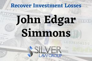 John Edgar Simmons, Jr. (CRD: #4878890) is a former registered broker and insurance advisor whose last known employer was LPL Financial LLC (CRD#:6413) of Gulf Breeze, FL. He was previously employed with Investors Capital Corp. (CRD#:30613) of Pensacola, FL, LPL Financial in McMinnville, TN, and Edward Jones (CRD#:250), also of McMinnville. He has been in the industry since 2005.  LPL terminated Simmons employment and filed a Form U5 with FINRA on 9/17/2020 indicating his discharge from the firm. The stated reason for his discharge was the result of an internal review investigating Simmons involvement in a private securities transaction. He neither notified the firm nor sought permission.  During the course of FINRA's investigation, staff sent Simmons a letter requesting he supply information and documentation related to the allegations in the Form U5. FINRA staff sent the letter on 02/24/2021. Simmons' attorney responded by letter on 3/9/2021, acknowledging receipt of the FINRA request and indicating that he would not provide any information now or in the future. His denial violates FINRA Rules 8210 and 2010, and led to a letter of Acceptance, Waiver & Consent (AWC). The letter includes a bar on any involvement with a FINRA member in any capacity.