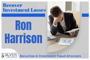 The SEC announced that it has filed a temporary restraining order against Ron Harrison (Ron K. Harrison), a former registered broker and investment advisor (CRD#: 1785805) to freeze the assets of his company, Global Trading Institute, and his girlfriend since 2017, Irina Parfyonova. She is named as a relief defendant after receiving more than $279,000 from Harrison's fraudulent activities, using the funds for their own living expenses.  The US District Court in the Central District of California granted the SEC's restraining order on September 30, 2021, freezing assets and requiring a full accounting of all funds. The court also set another hearing on October 14th to extend the emergency relief with a preliminary injunction.  The complaint states that Harrison and Parfyonova live in Ladera Ranch, CA. Harrison was unregistered, and ran his company, Global Trading Institute (GTI) since 2016 and the now-defunct Trading Advisement Program, LLC (TAP.) Neither were ever registered with the SEC. Harrison charged 22 clients $900,000 based on alleged gains he'd made trading options in the client's accounts.