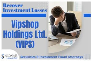 A class action lawsuit has been filed on behalf of shareholders of stock in Vipshop Holdings Ltd. (VIPS), regarding alleged violations of federal securities laws.  If you purchased or acquired shares of Vipshop Holdings Ltd. (VIPS) between March, 22, 2021 and March 29, 2021, please contact Scott Silver of Silver Law Group at (800) 975-4345 or at ssilver@silverlaw.com. The deadline to apply to be lead plaintiff (class representative) is December 13, 2021.  Vipshop Holdings Limited is a Chinese e-commerce company that operates Vip.com and other segments. The company sells apparel, skin care products, accessories, home furnishings, and more.  Class Action Allegations  According to the class action lawsuit, which was filed in the US District Court for the Southern District of New York, Goldman Sachs Group Inc. and Morgan Stanley (Defendants) traded with non-public material information.